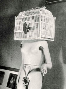 André Masson, Mannequin, 1983