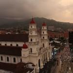 Antes de la lluvia, Envigado, Colombia