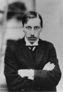 Igor Strawinsky. Russie, 1907