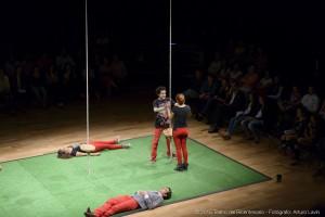 En qué estabas pensando © 2015 Teatro del Bicentenario - Fotografía Arturo Lavín